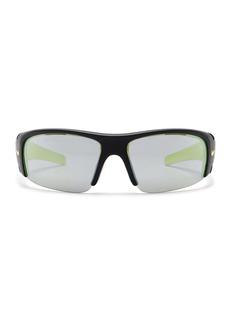Nike Dual Fusion Wrap Sunglasses, 64mm