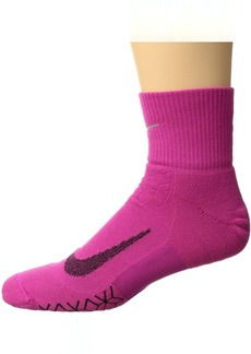 Nike Elite Cushion Quarter Running Socks