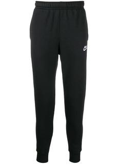 Nike embroidered logo track pants