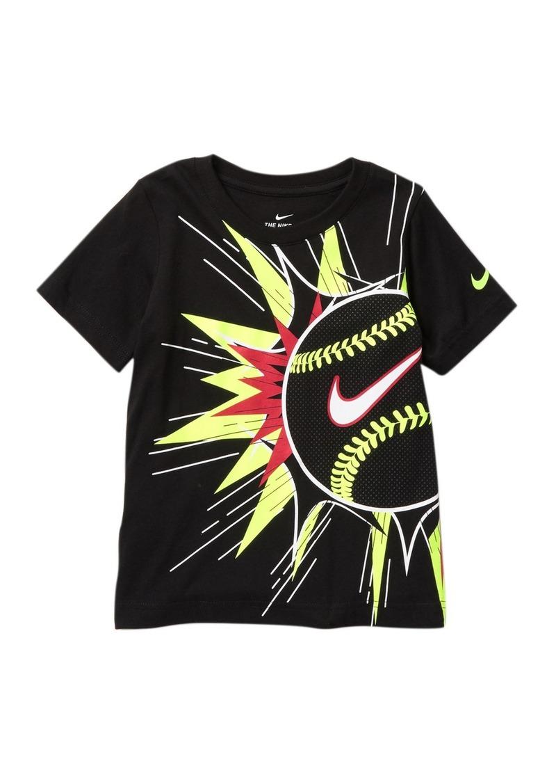 Nike Emoji Blast T-Shirt (Little Boys)