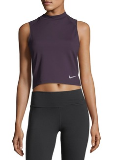 Nike Epic Lux Cropped Performance Tank