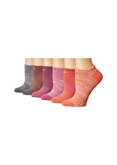 Nike Everyday Lightweight No Show Socks 6-Pair