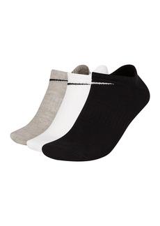 Nike Everyday Lightweight Training No-Show Socks - Pack of 3