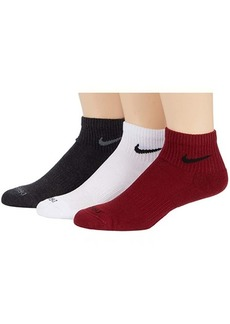Nike Everyday Plus Cushioned Ankle 3-Pair Pack