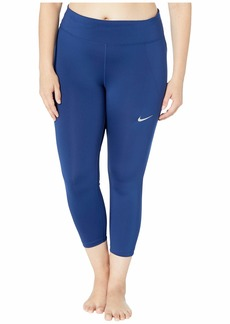 Nike Fast Crop (Size 1X-3X)