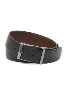 Nike Feather Edge Textured Reversible Belt