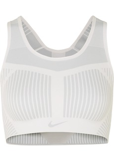 Nike Fe/nom Flyknit Sports Bra