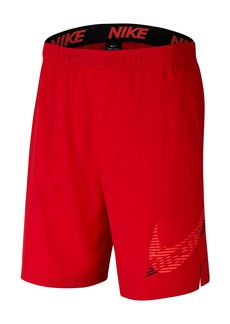 Nike Flex Graphic Swoosh Training Shorts
