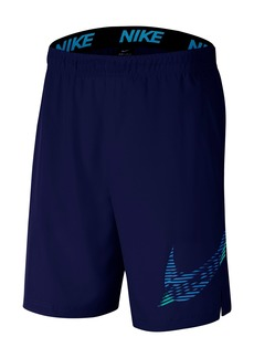 Nike Flex Graphic Swoosh Training Shorts