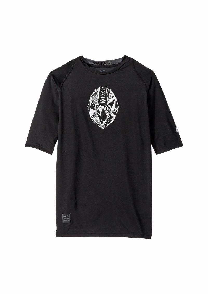 Nike Football Graphic T-Shirt (Big Kids)