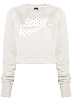 Nike front logo loose sweatshirt