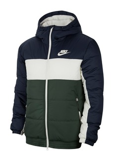 Nike Front Zip Colorblock Jacket