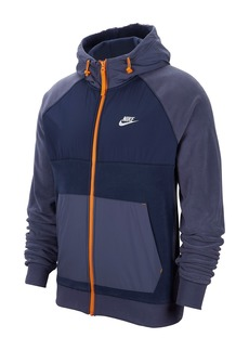 Nike Full-Zip Fleece Winter Hoodie