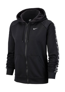 Nike Full Zip Logo Tape Hooded Jacket