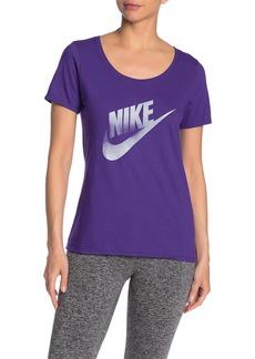 Nike Futura Brand Logo T-Shirt