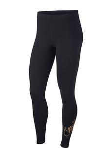 Nike Glitter Logo Legging
