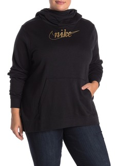Nike Glittered Hoodie Pullover (Plus Size)