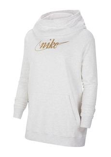 Nike Glittered Hoodie Pullover
