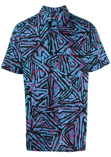Nike graphic print skate polo shirt