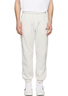 Nike Grey Sportswear Heritage SB Lounge Pants