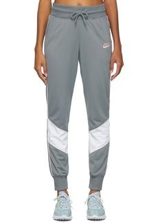 Nike Grey Windrunner Jogger Lounge Pants