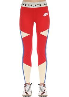 Nike Gx Color Block Leggings