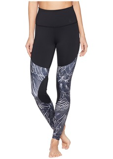 Nike Gym Flutter Print Power Tights