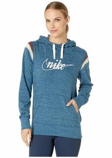 Nike Gym Vintage Hoodie Pullover HBR