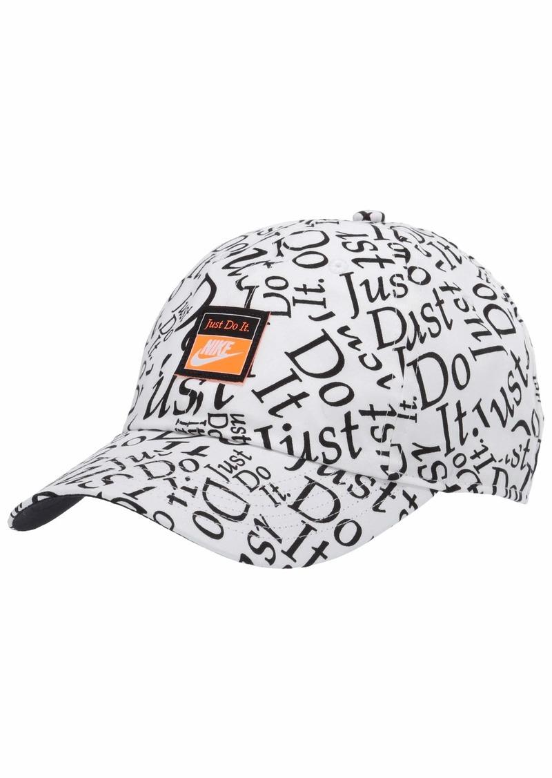 Nike H86 Just Do It AOP Cap (Little Kids/Big Kids)