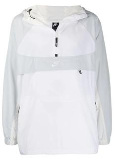 Nike half-zip hoodie