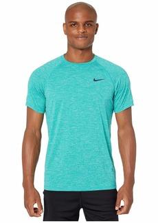 Nike Heather Short Sleeve Hydroguard