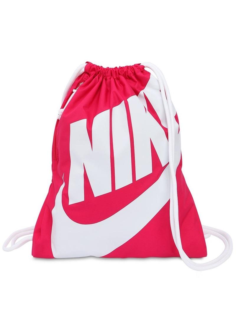 935e41feba0f Nike Heritage Nylon Drawstring Backpack