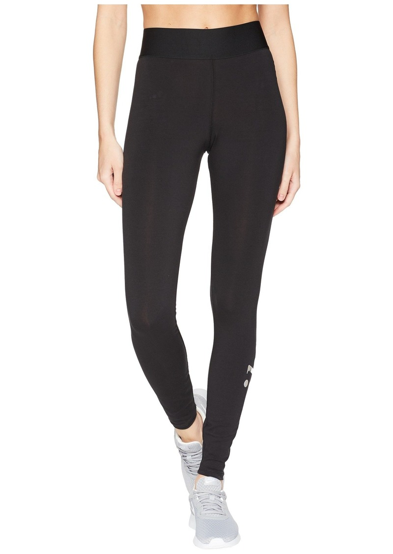 2e8bff1c7350a Nike High-Waisted Metallic Leggings