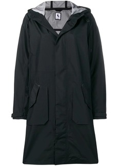 Nike hooded parka