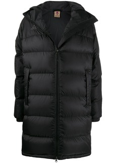 Nike hooded puffer jacket