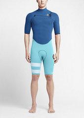 Nike Hurley Fusion 202 Short-Sleeve Springsuit