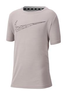 Nike Hyper Breathe Graphic T-Shirt (Big Boys)