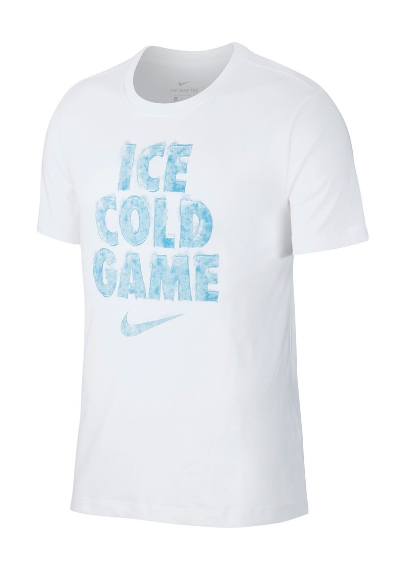 Nike Ice Cold Game Dri-FIT Basketball T-Shirt