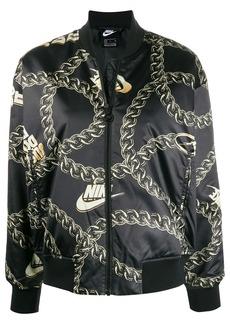 Nike Icon Clash bomber jacket