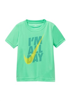 Nike I'm All Day Dri-Fit Tee (Toddler Boys)