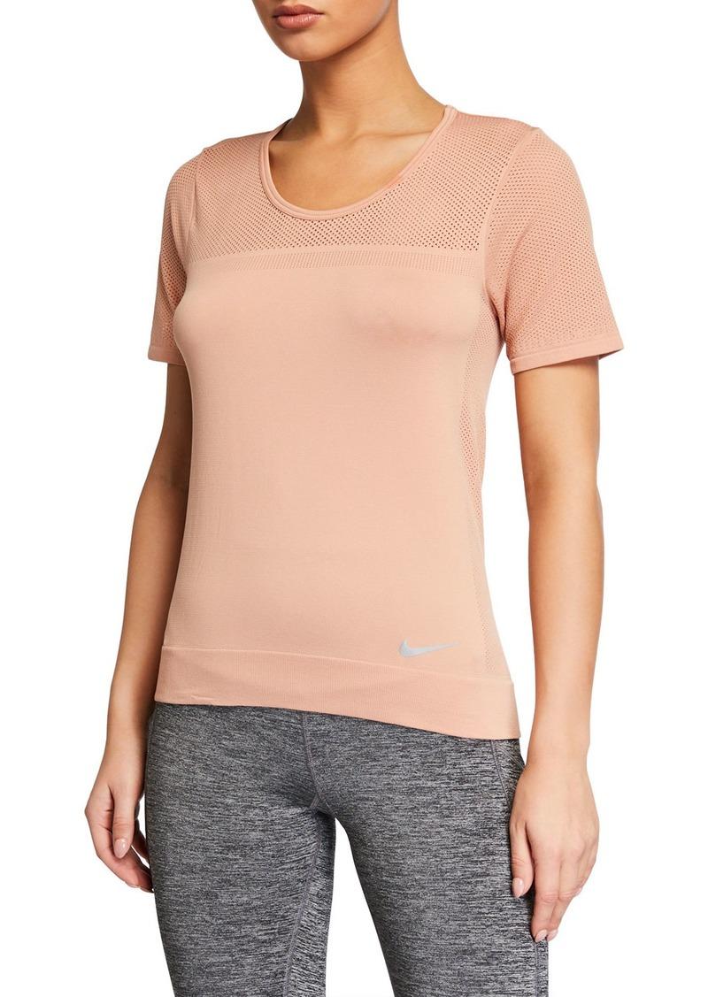 Nike Infinite Short-Sleeve Active Top