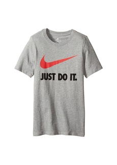 Nike JDI Swoosh Tee (Little Kids/Big Kids)
