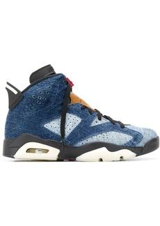 Nike Jordan 6 Retro Denim sneakers