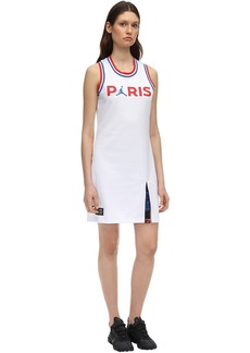 Nike Jordan Psg Stretch Knit Dress