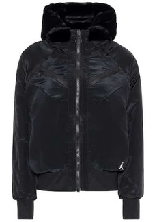 Nike Jordan reversible bomber jacket