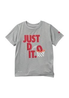 Nike Just Do It Dunk T-Shirt (Little Boys)