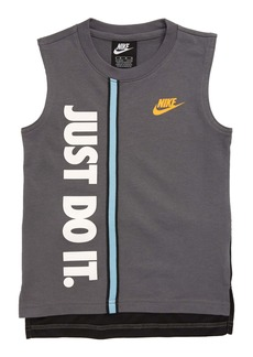Nike Just Do It Graphic Muscle Tank (Toddler Boys & Little Boys)
