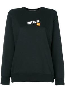 Nike 'Just Do It' sweatshirt