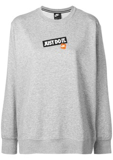 Nike Just Do It sweatshirt