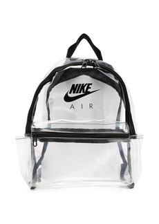 Nike Just Do It transparent backpack